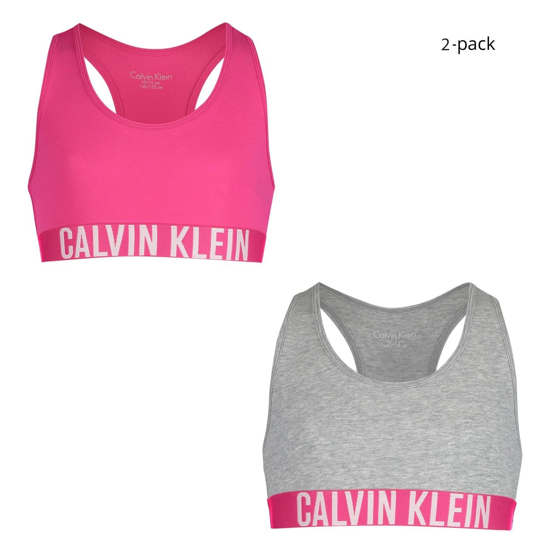 Afbeelding van Calvin Klein G80G800143015 kinderondergoed licht grijs