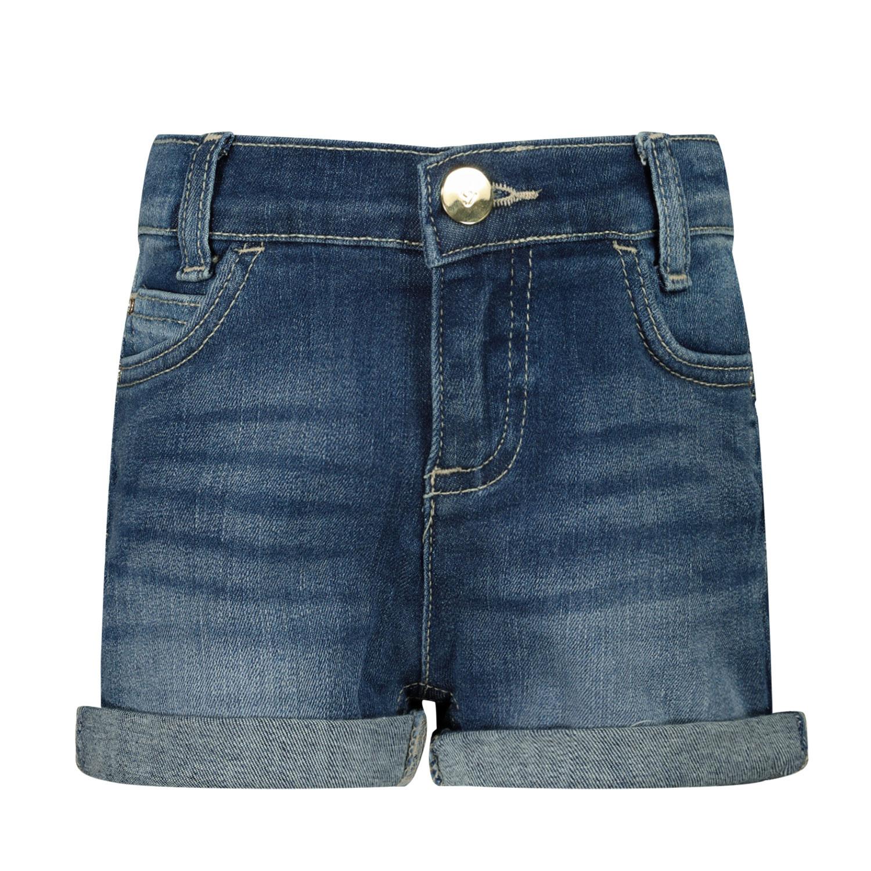 Afbeelding van Liu Jo KA1011 kinder shorts jeans