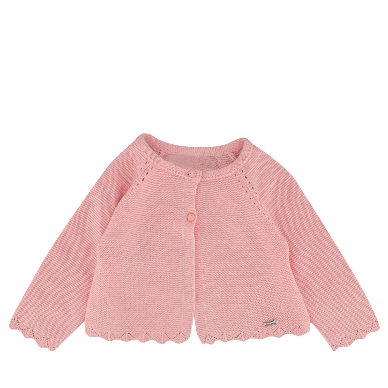 Afbeelding van Mayoral 325 baby vest licht roze