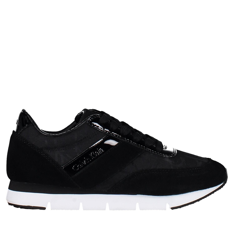 1aad2192bf0 Calvin Klein Tea dames dames sneakers zwart bij Coccinelle