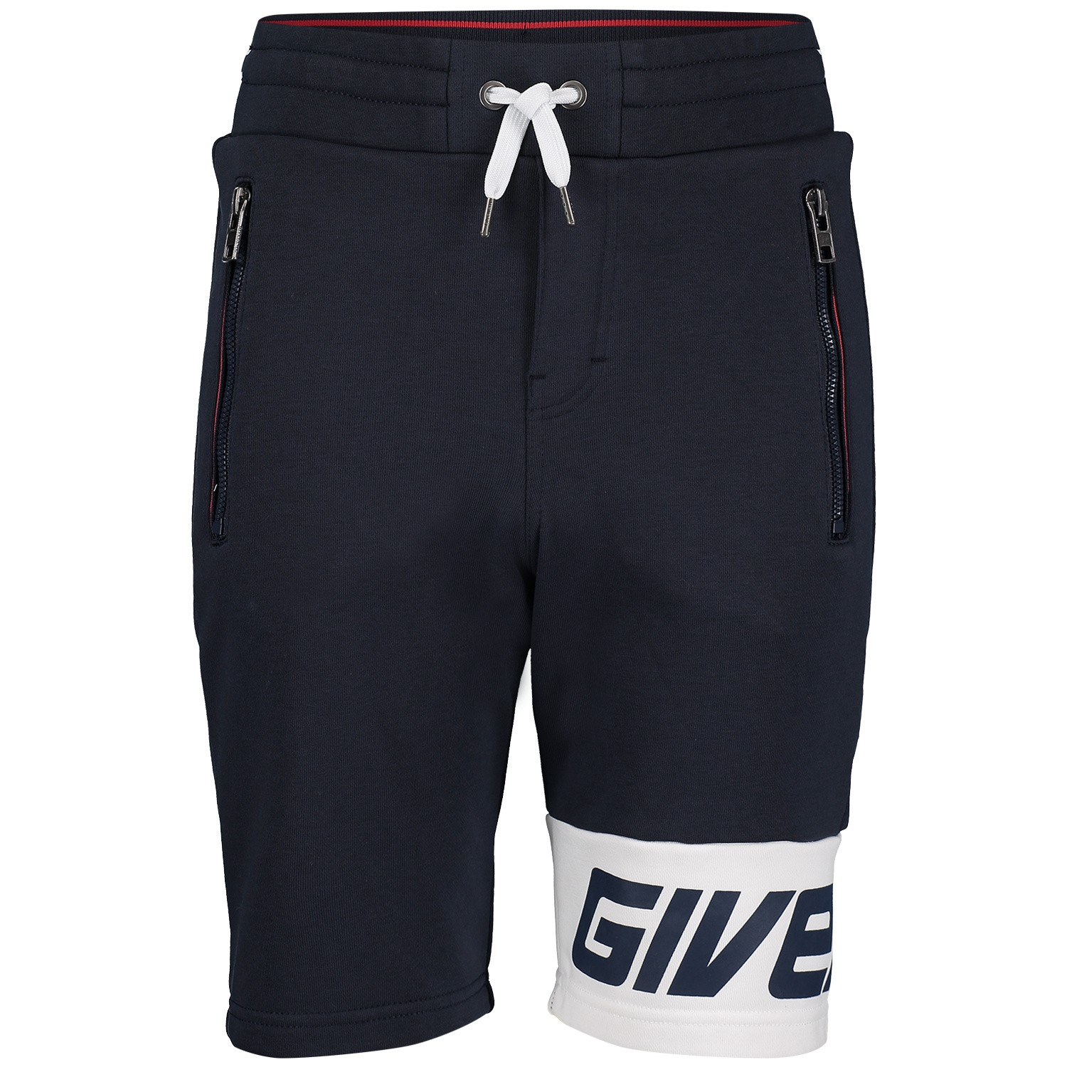Picture of Givenchy H24048 kids shorts navy
