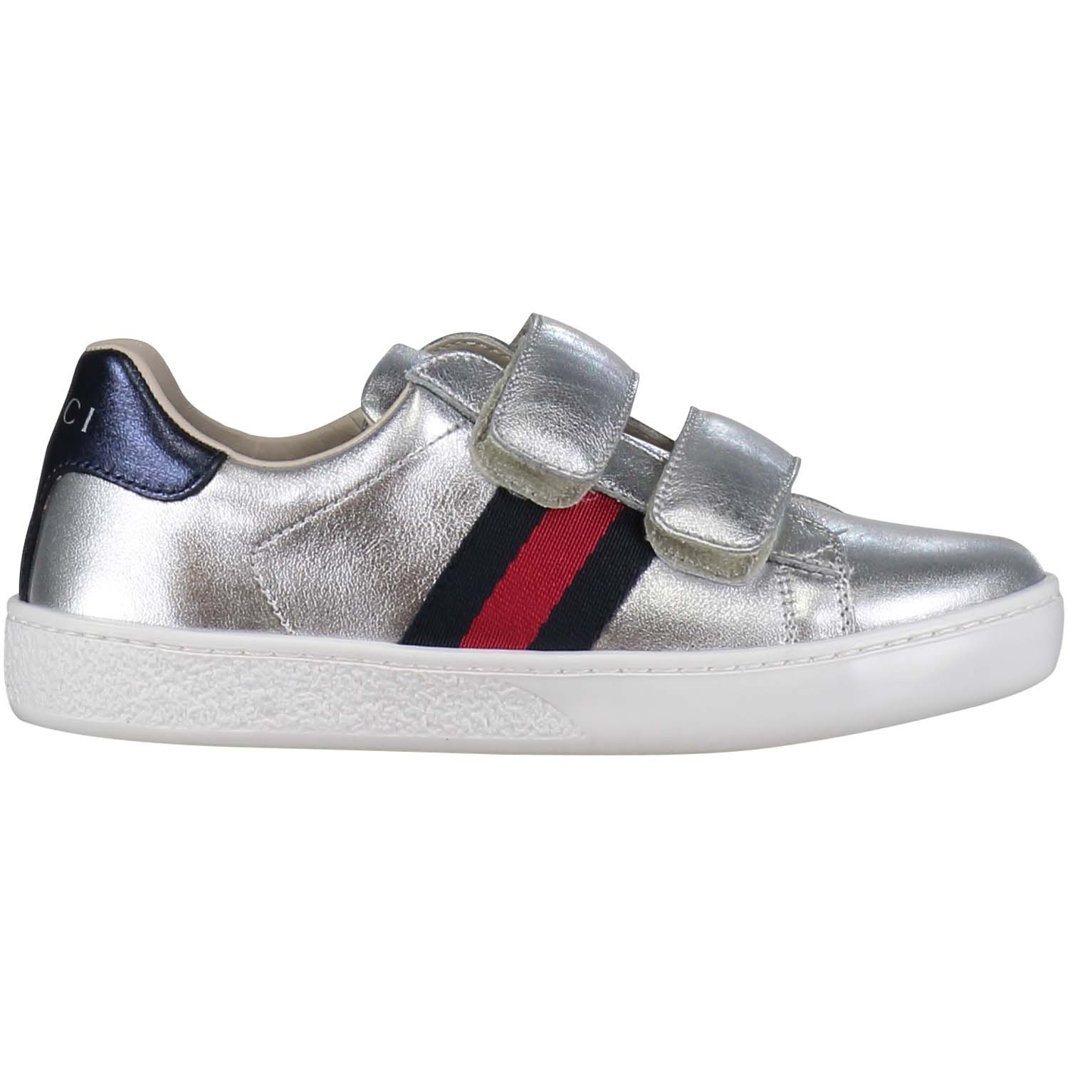 d92cd6b7c Gucci 455448 Dxd60 Girls Silver at Coccinelle