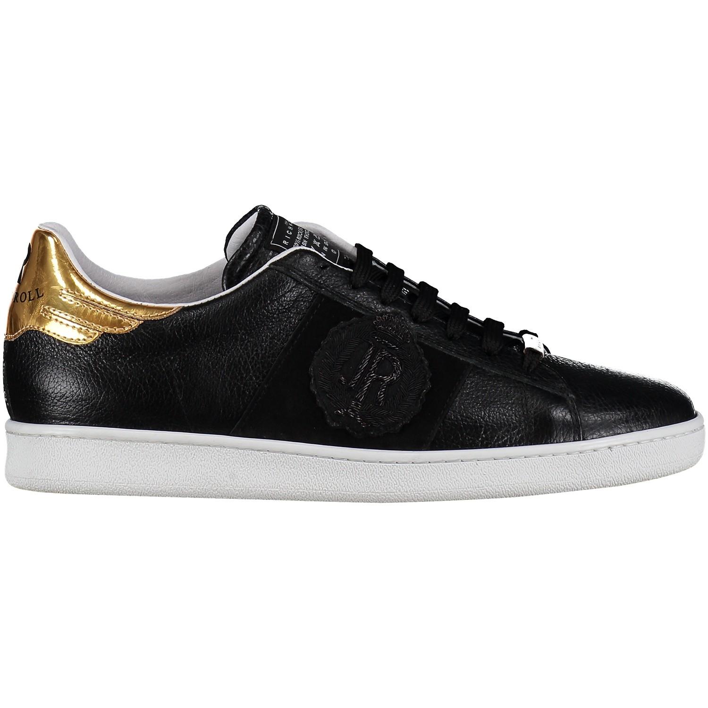 Afbeelding van John Richmond 4113A heren sneakers zwart