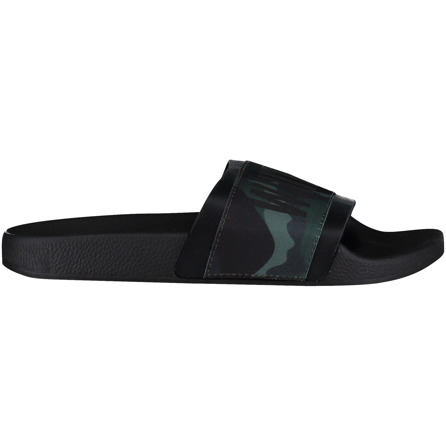 Picture of The White Brand ELASTIC TWB MEN men flipflop army