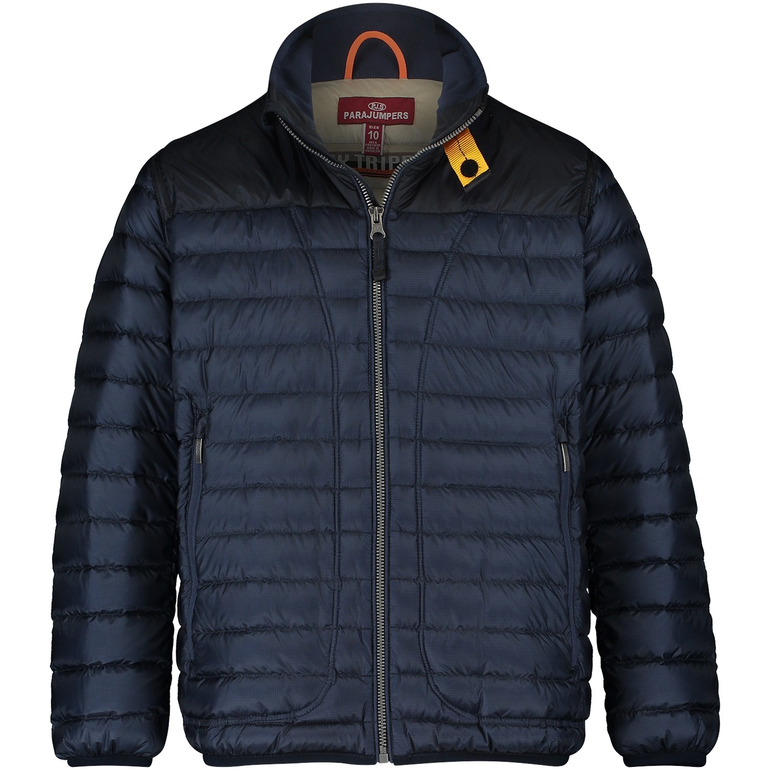 Picture of Parajumpers ARTHUR kids jackets navy