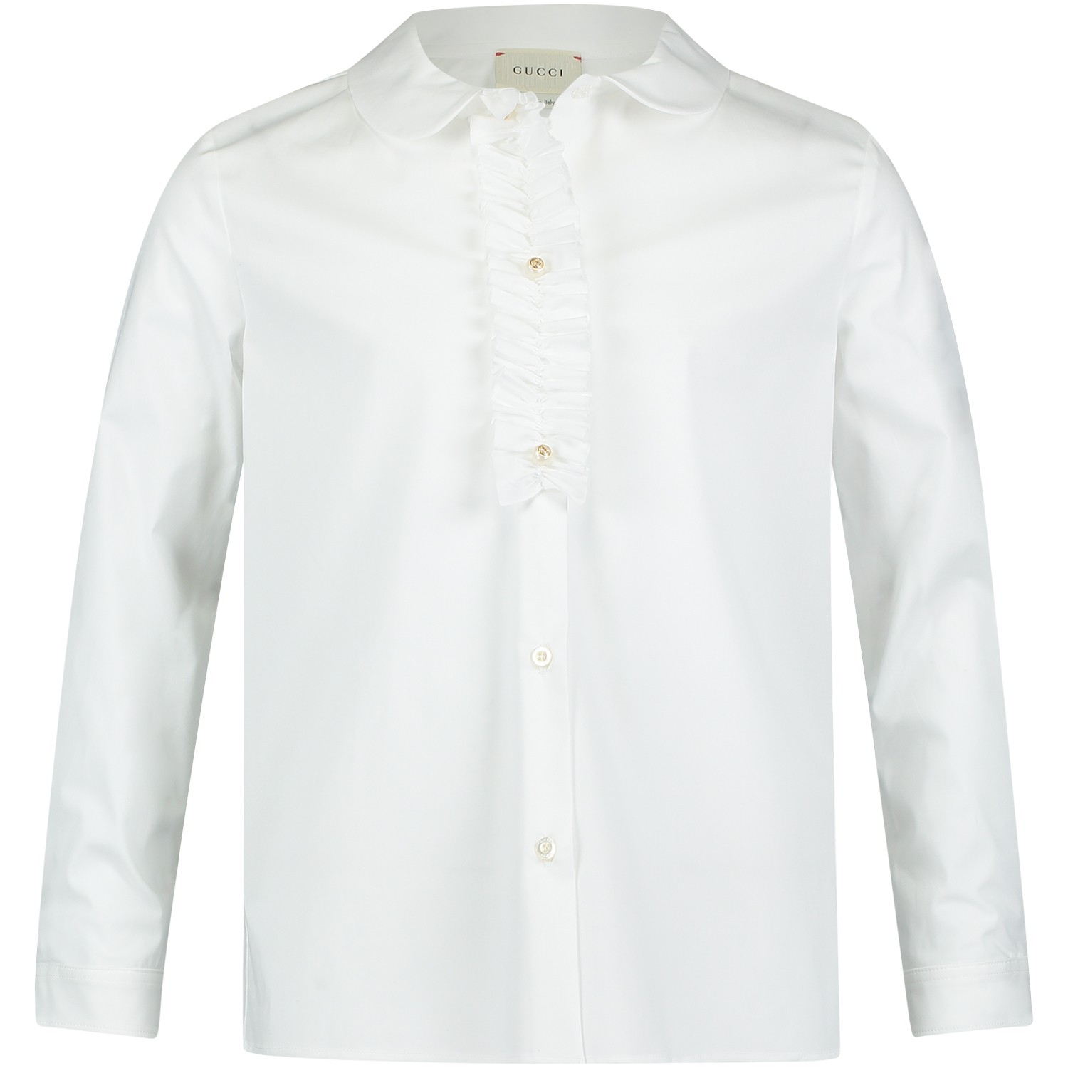 Picture of Gucci 477744 Kids blouse white