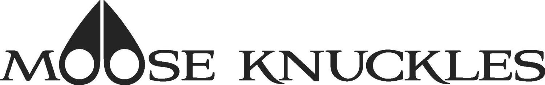 logo van het merk moose knuckles te koop bij Coccinelle.nl