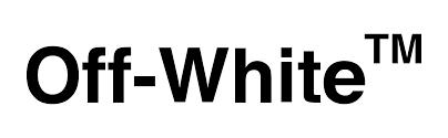 logo van het merk off-white te koop bij Coccinelle.nl