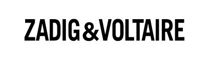 logo von die marke zadig & voltaire zum Verkauf bei Coccinelle.nl