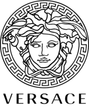 logo of the brand versace for sale at Coccinelle.nl