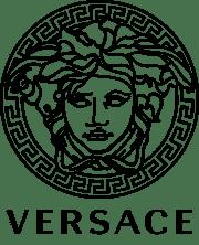 logo von die marke versace zum Verkauf bei Coccinelle.nl