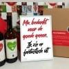 Afbeelding van Moedersdag Wijn en spreuk pakket (tweede wijn gratis)