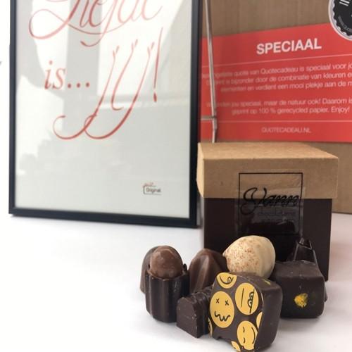 Foto van Voor jouw valentijn: heerlijke bonbons van Yann Chocolaterie La Poutré