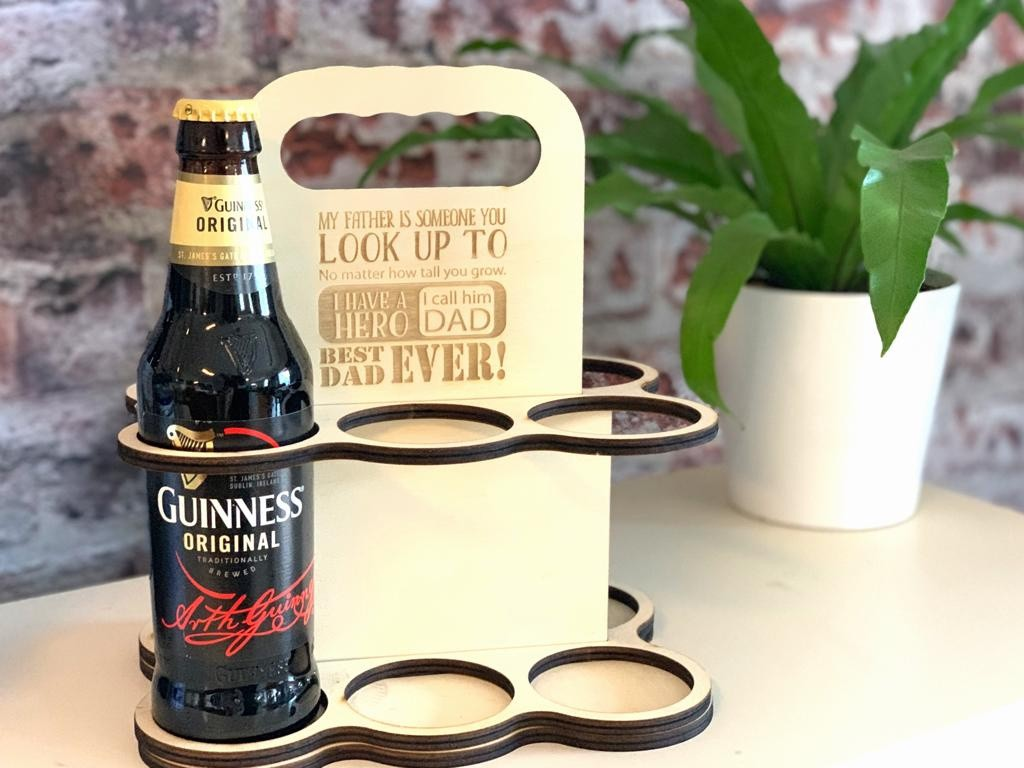 Sixpack bierhouder