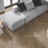 Foto van Luxury Premium Collectie Salt Lake City Oak LF3527HE Visgraat Plak