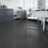 Afbeelding van Rigid Core LVT LF125503 Marble Black XL Click PVC