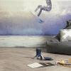 Afbeelding van Douwes Dekker Ambitieus Trendy Visgraat Salmiak Click PVC 04857