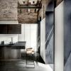 Foto van Aspecta Elemental Dryback Vierkante Tegels Classic Marble Black D739111X