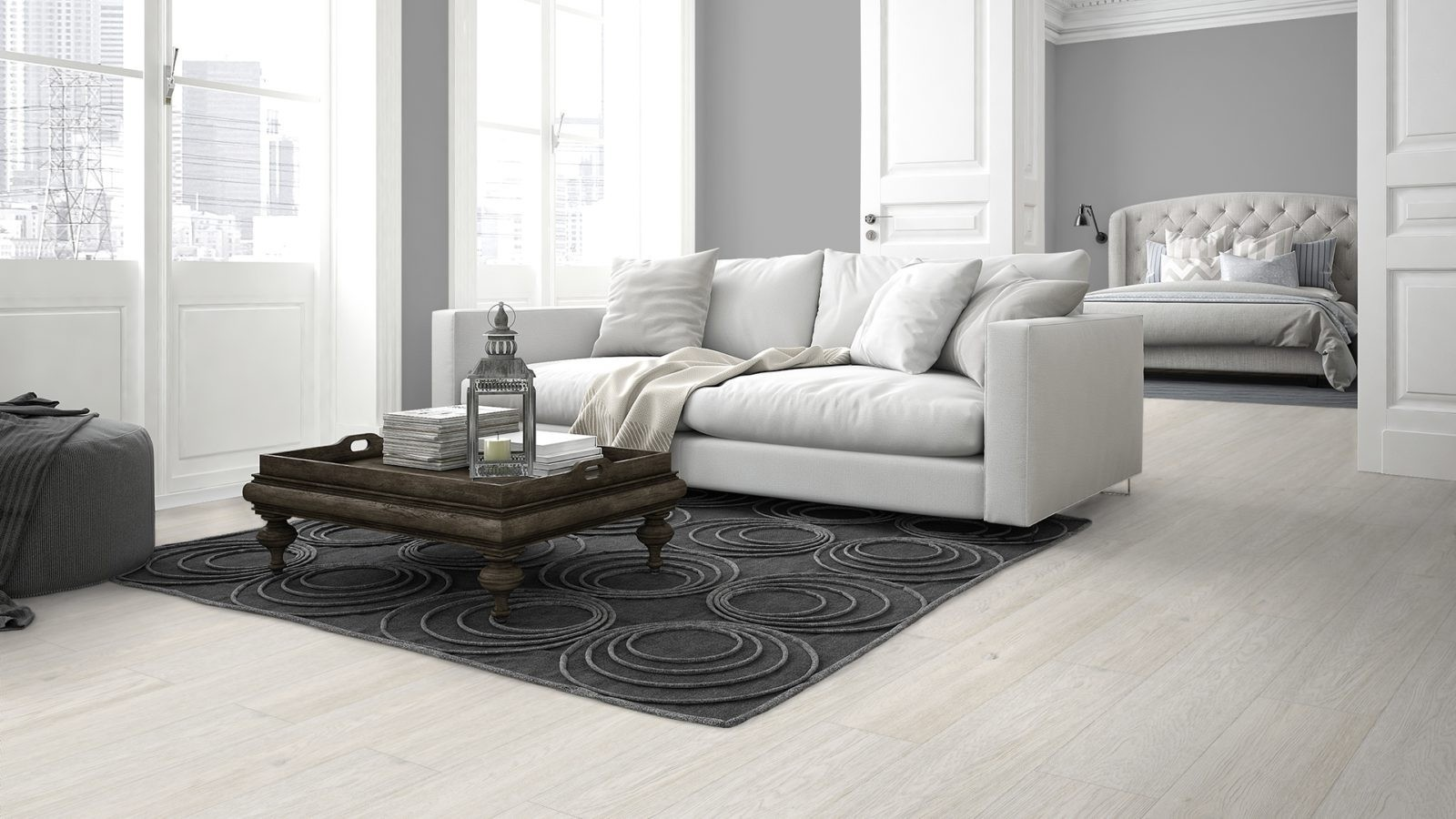 Wit Eiken Laminaat : Classen elegant eik online kopen luxury floors
