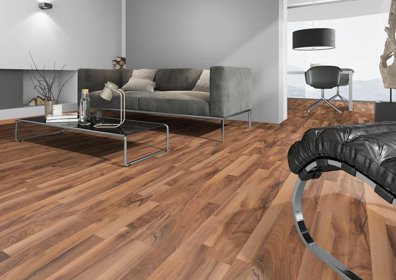 Classen Walnoot Inclusief Ondervloer Deel Plint Online Kopen Luxury Floors