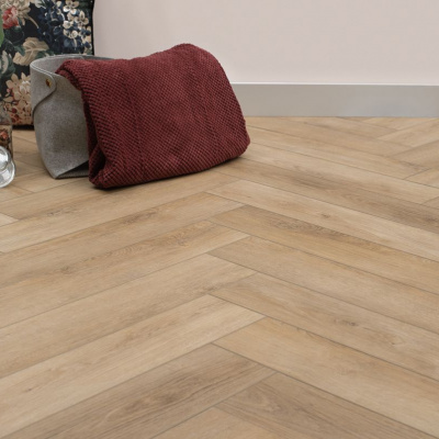 Foto van Luxury Premium Collectie San Francisco Oak 3524HE Visgraat Plak
