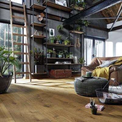 Foto van Meister Lindura Houten Vloeren HD 400-320 Eik Authentic Dry Wood 8748