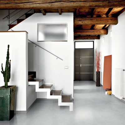 Afbeelding van Aspecta Elemental Multilayer Vierkante Tegels Modern Concrete Concrete Bromley 850123815X