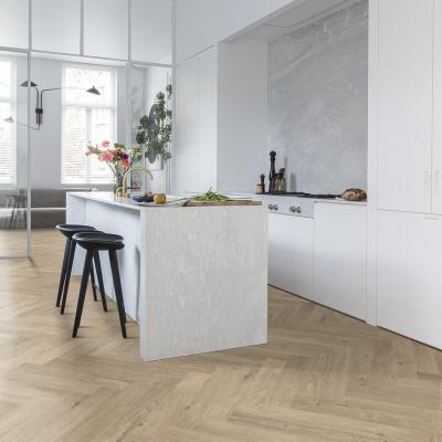 Foto van Luxury Living Premium 0.5 Visgraat Cordoba Oak RVC9120