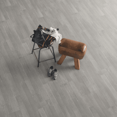 Foto van Egger Kingsize 8 mm 006 Wighton beton grijs