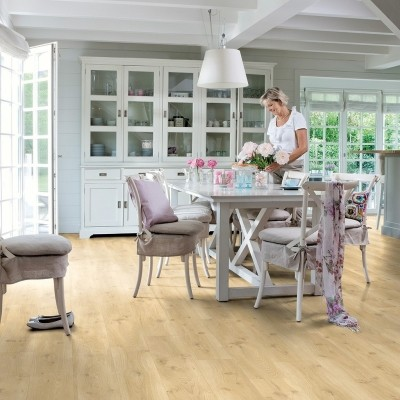 Foto van Quick-Step Balance Glue Plus Contemporary Pine White BAGP40018