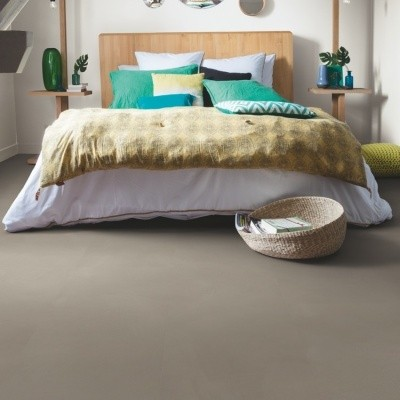 Foto van Quick-Step Ambient Click Minimal Taupe AMCL40141