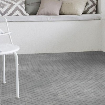 Foto van Gerflor Creation 55 Bloom Grey 0867
