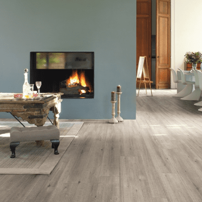 Foto van LOC Floor by Quick-Step Tahoe Light Grey Oak LCF364