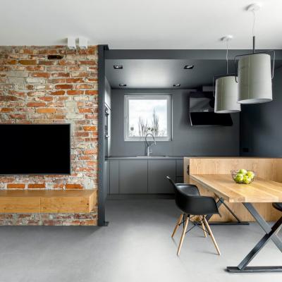 Afbeelding van Aspecta Elemental Dryback Vierkante Tegels D0123815X Modern Concrete Bromley