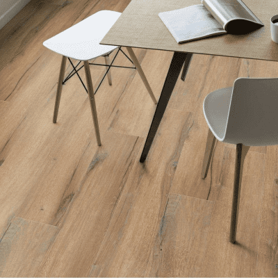 Foto van Gerflor Creation 55 Clic Cedar Brown 0850