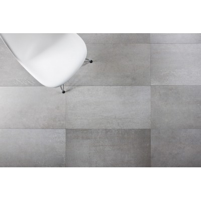 Foto van Supergres Basilique Quilt Light Grey 30 x 60