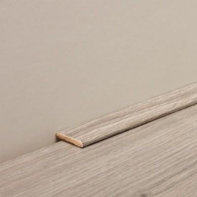 Foto van Bijbehorende houten plakplinten