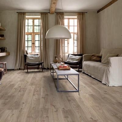Foto van Quick-Step Balance Click Plus Cottage Eik Grijsbruin BACP40026