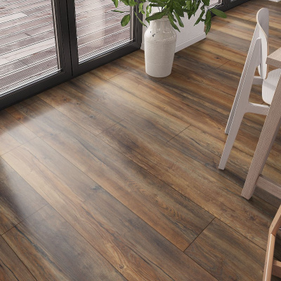 Foto van Kronotex Exquisit Plus Harbour Oak XL