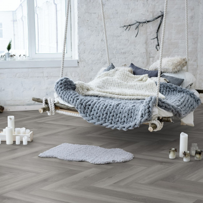 Foto van Luxury Premium Collectie ST Louis Oak 3526HE Visgraat Plak