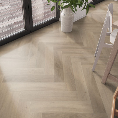 Foto van Luxury Premium Collectie New Orleans Oak LF3525HE Visgraat Plak