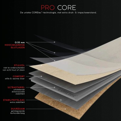 Foto van COREtec Pro Plus 1229 Union