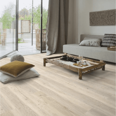 Foto van Gerflor Creation 55 Clic Swiss Oak Beige 0848