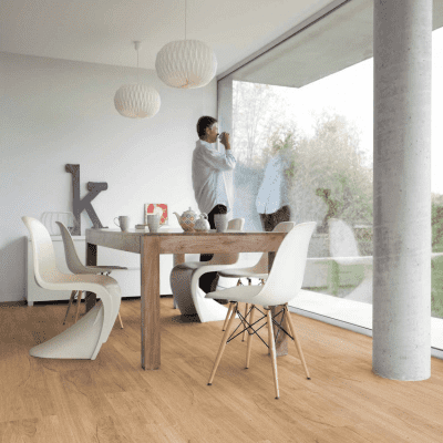 Foto van Gerflor Creation 30 Clic Swiss Oak Golden 0796