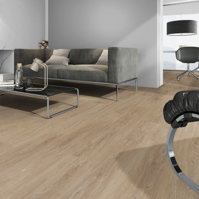 Foto van Budget Line Houston Oak 3501 Rigid Click PVC