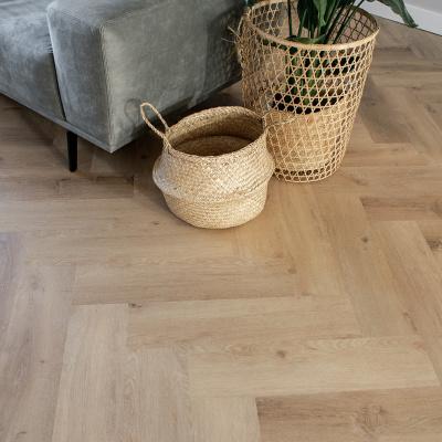 Afbeelding van Prestige Oak Natural LF125400 Visgraat Rigid Click PVC