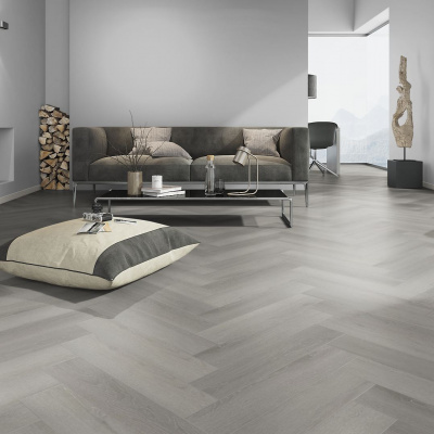 Foto van Luxury Premium Collectie ST. Louis Oak LF3526H Visgraat Click