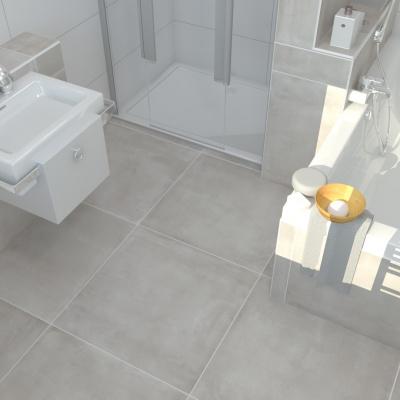 Afbeelding van RAK Surface Concrete Grey 750x750 LXF1333