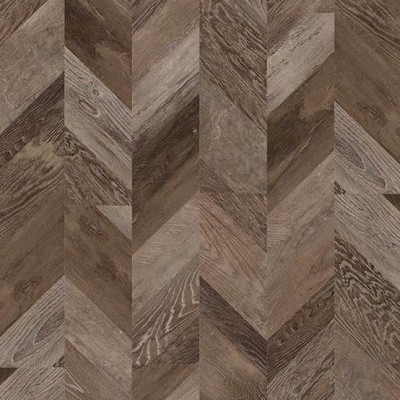 Foto van Gerflor Creation 55 Chevron Moka 0810