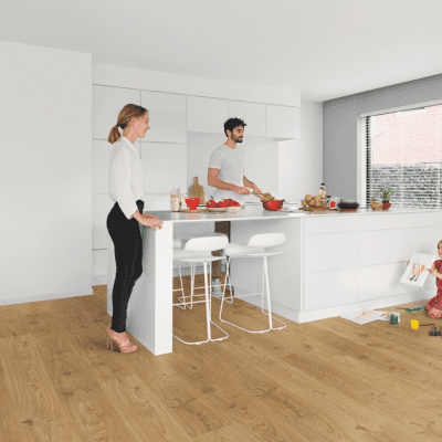 Foto van Quick-Step Lyvin Balance Rigid Click Plus Cottage Eik Natuur RBACP40025